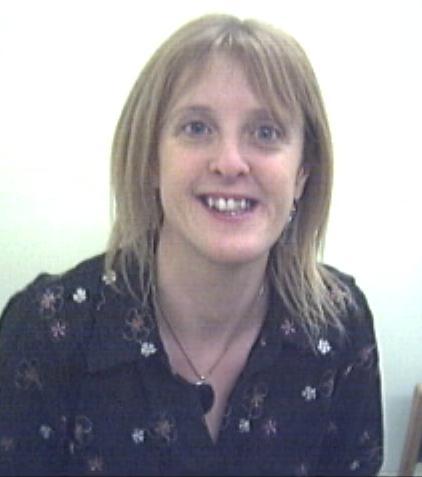 Catherine Ramsbottom