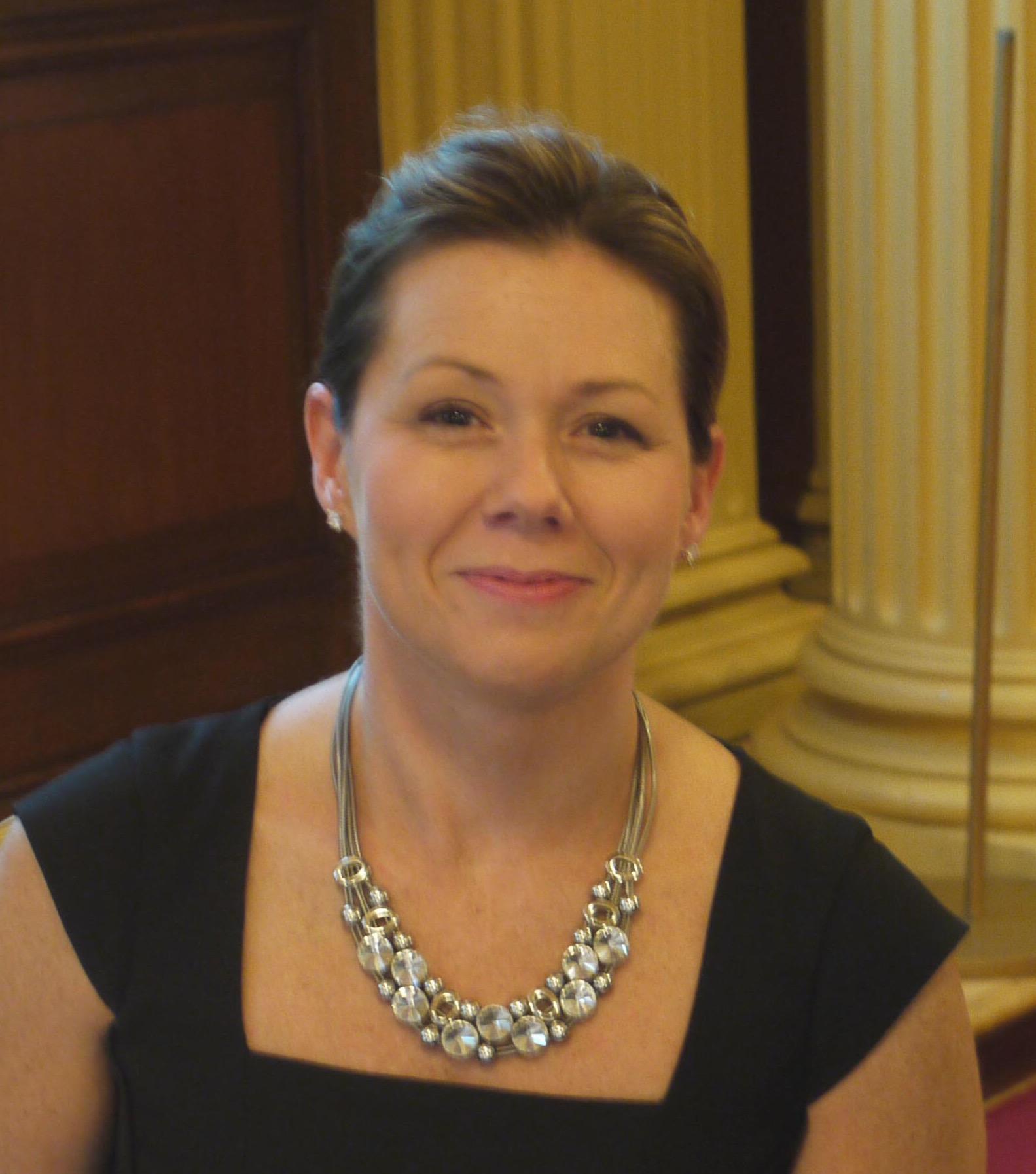 Michelle McKinley